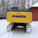 Komatsu PC 210 LC 8
